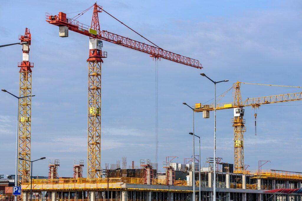 Ubezpieczenie firm budowlanych